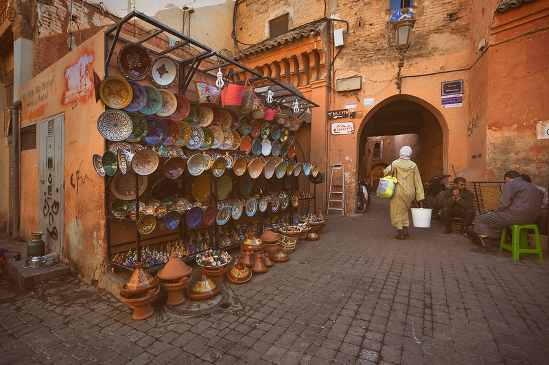 The Marrakesh Medina