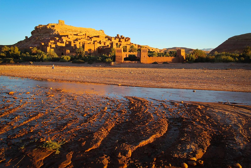 """Rock the Kasbah"" – Ait Benhaddou, Morocco"