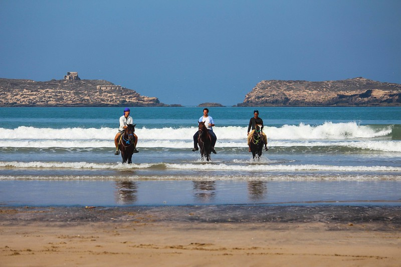 """In from the Sea"" – Essaouira, Morocco"