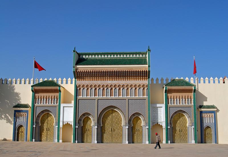 Royal Palace, Fes (Fez)