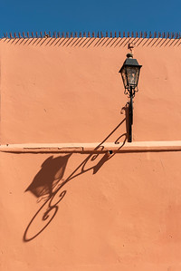 Street Lamp, Marrakech City Walls