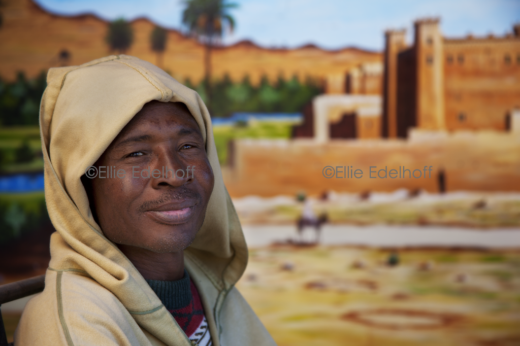 A Man from Mali – Morocco