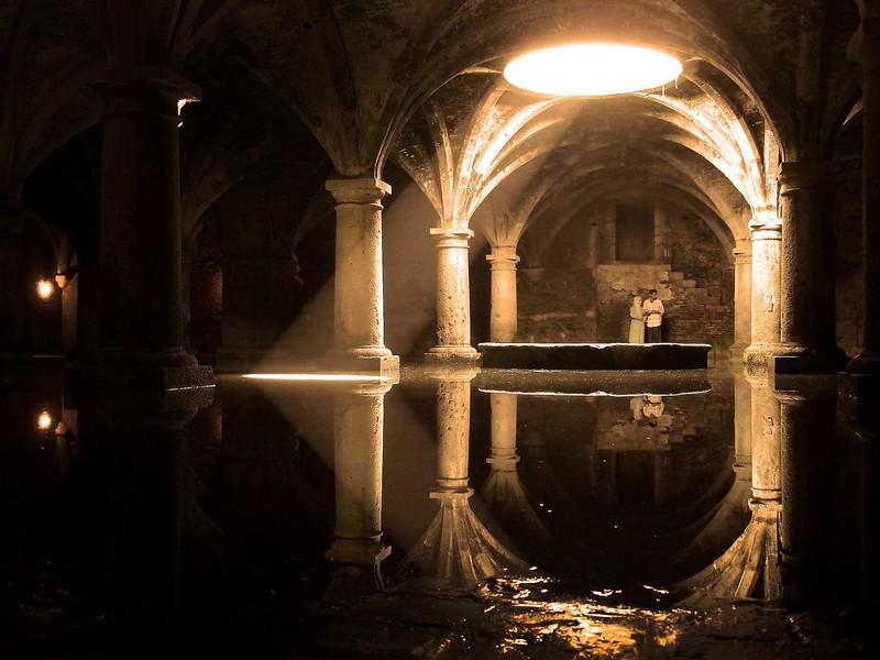 Portuguese Cistern in El Jadida. 2006.