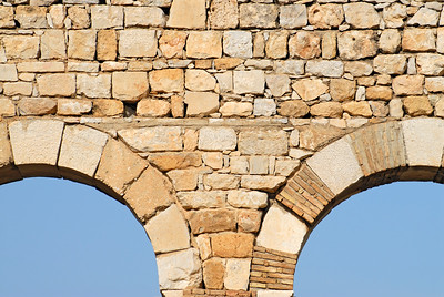 Arches of Basilica of Volubilis