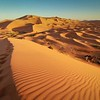 """Sea of Sand"" – Erg Chebbi Region of the Sahara Desert"