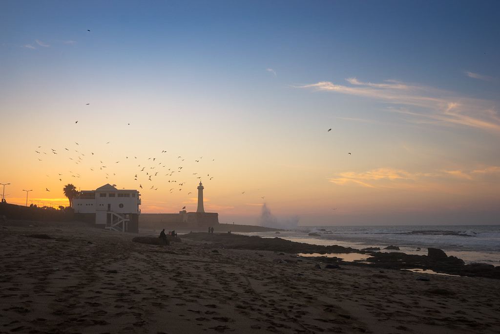 Beaches of Rabat