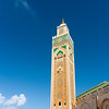 Minaret of Hassan II Mosque, Casablanca