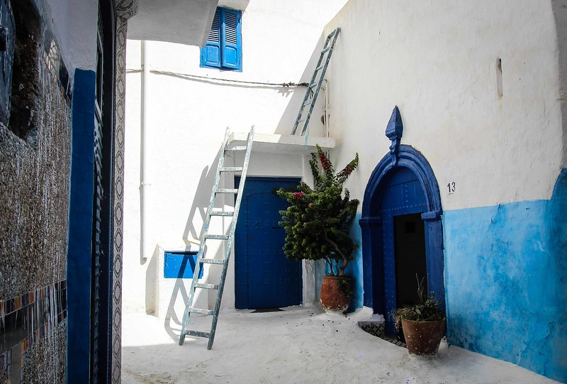 """""""Moroccan Delight"""" – Kasbah des Oudaias, Rabat"""