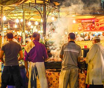 Marrakech BBQ