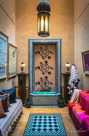 Jardin Majorelle –  Marrakech