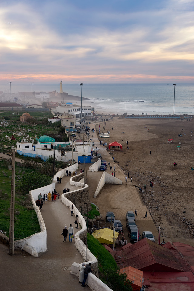 The Coast of Rabat