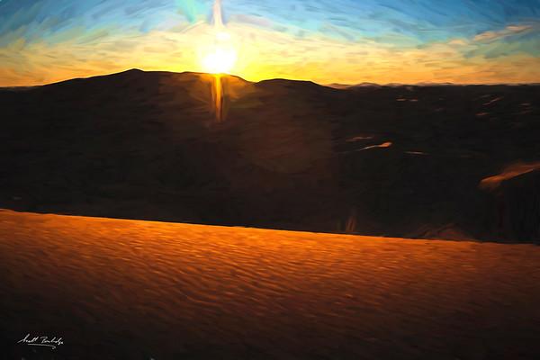 Dune Sunset