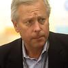 MorphoTrust CEO Bob Eckel of Andover. (SUN/Julia Malakie)