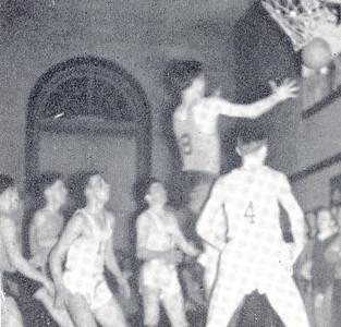 1930s Butler Basketball