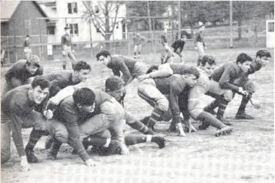 1930s Butler Football