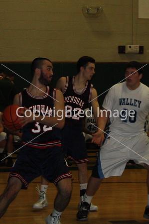 2014 Mendham Basketball