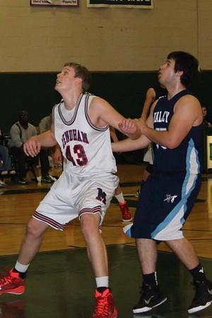 2015 Mendham Basketball