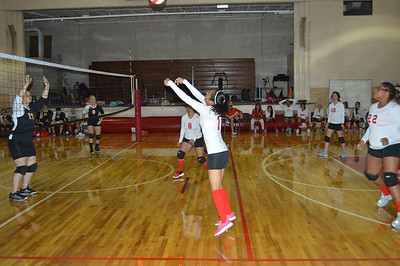 MIHS 2014 Volleyball