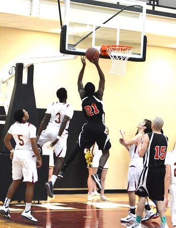 MIHS 2015 Basketball