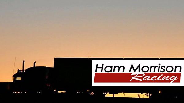 Ham Morrison Racing Video