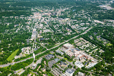 Aerial Photography of Morristown NJ