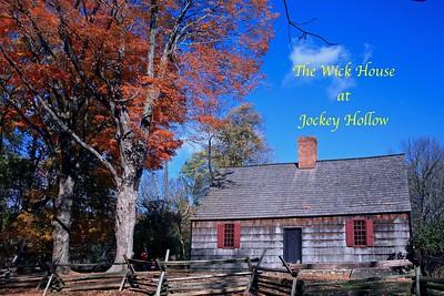 The Wick House at Jockey Hollow