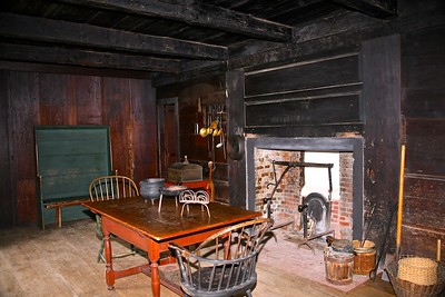 Another View of the Parlor in the Wick House