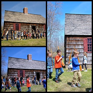 Young Volunteers Join the Continental Army