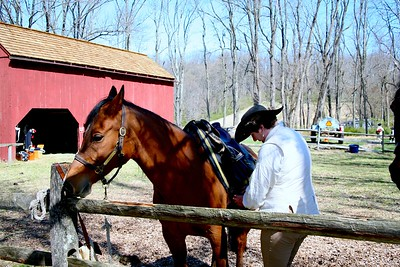 Lady Washington's Horse was organized in Morristown, NJ