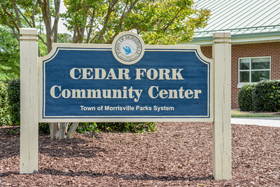 Cedar Fork Community Center, Town of Morrisville Parks System