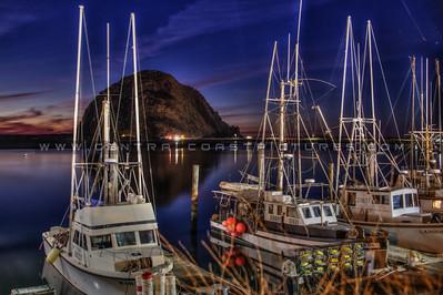 morro bay night boats 3216