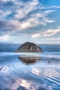 morro bay rock reflections-3510