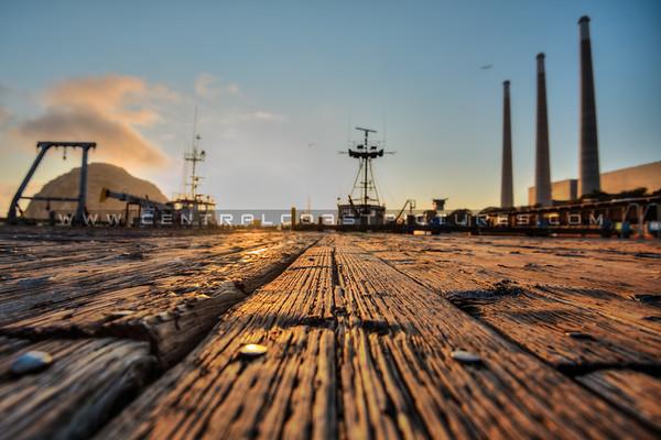 morro bay pier stacks 3523