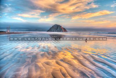morro bay rock reflections-3478