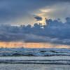 rain storm ocean 7121-