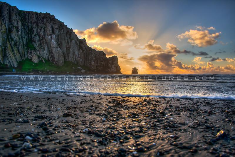 morro bay sunrays 3170