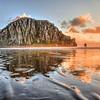 morro rock reflection 3290-