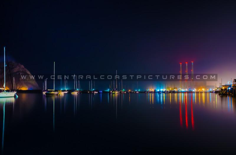morro bay night-7406