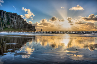 morro bay sunrays 3147