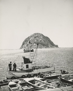 The Fresno in Morro Bay, c 1950s. #2011.025.010.