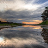 morro bay puddle reflection 4929-
