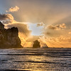 morro bay rock sunrays 3241-