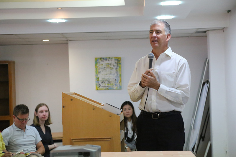 Rabbi Daniel Hartman