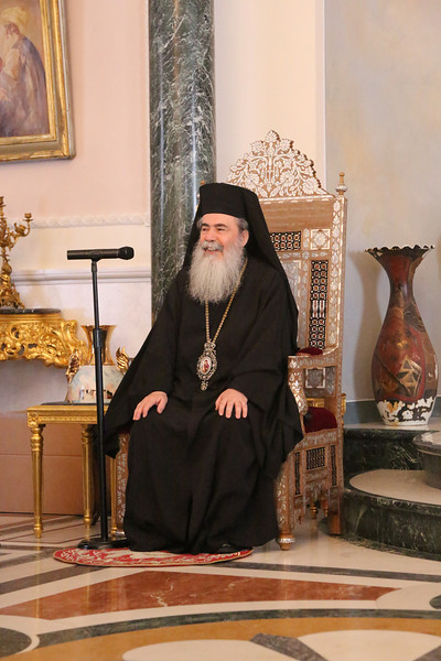 His Beatitude Patriarch Theolpholis III