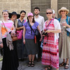 Mosaic of Peace team in the Old City of Jerusalem