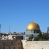 Jerusalem view - the temple mount
