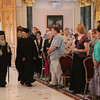 Arrival of His Beatitude Patriarch Theolpholis III