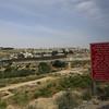 Israelis are not allowed to enter Bethlehem