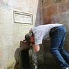 The fresh water spring of Battir
