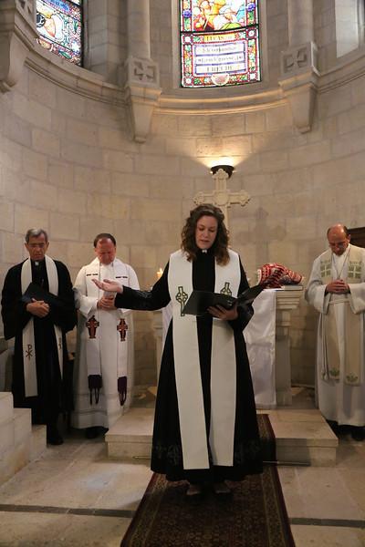 Rev. Kate Taber